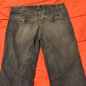 7for all mankind. Trousers